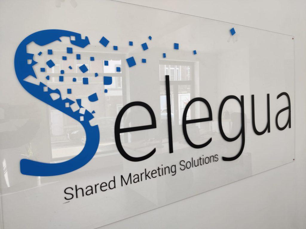 Selegua Marketing Liège Logo